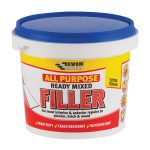 Everbuild RMFILL1 All Purpose Ready Mixed Filler 1kg