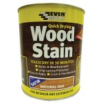 Everbuild WVARCLM2 Quick Dry Wood Varnish Matt Clear 2.5 Litre