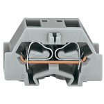 WAGO 262-316 2 Conductor Snap In Terminal Block Orange AWG28-12 100pk
