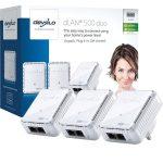 Devolo 9109 dLAN 500 Mini Duo Network Kit