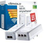 Devolo 1833 dLAN 500 AV Wireless+ Starter Kit