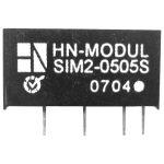 HN Power SIM2-1212S-SIL7 DC/DC Converter 12V DC In, 12V DC Out 166mA