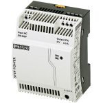 Phoenix Contact 2868554 STEP-PS/1AC/FL DIN Rail Power Supply 12V D…