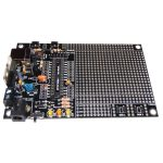 RK Education RKPK28PICKIT Compatible 28-Pin PIC Prototype PCB Only