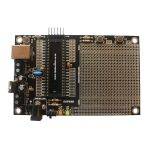 RK Education RKPK40PICKIT Compatible 40-Pin PIC Prototype PCB Only