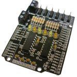 RK Education Shield L293D Servo Shield Compatible PCB Only