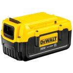 DeWalt DCB360-XJ Heavy-Duty Slide Pack Battery 36 Volt 4.0Ah Li-Ion
