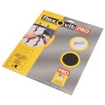 Flexovit 63642558248 Emery Cloth Sanding Sheets 230 x 280mm Coarse 40G