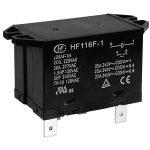 Hongfa HF116F- 1/240AA-2HTW PCB Mount Relay 240V AC DPST