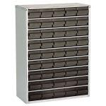Raaco 118231 945-00 ESD Cabinet 417 x 306 x 150mm 45 Drawer