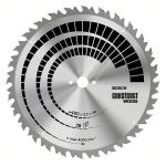 Bosch 2608640704 Table Saw Blade Construct for Wood 450x30x3.8mm 3…