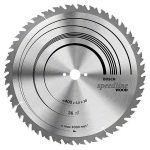 Bosch 2608640684 Table Saw Blade Speedline for Wood 400x30x3.5mm 3…