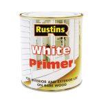 Rustins WPRI500 White Primer 500ml