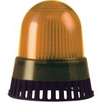 Werma Signaltechnik 420.110.68 LED Buzzer Combination Red 230VAC