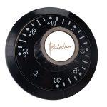 Rainbow R Type Bezel and Knob for TS090S Capillary Thermostats