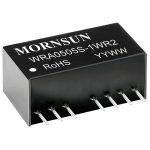Mornsun WRA4812S-1WR2 1W Dual O/P SIP Regulated Isolated DC Conver…