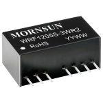 Mornsun WRF0512S-3WR2 3W Single O/P SIP Regulated Isolated DC Conv…