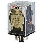 IMO RSE2PN230AC Ind Relay 8 Pin Plug In 2 Pole