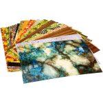 RVFM Nature's Texture Paper Pack 40