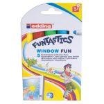 Edding 4-16-5 16 Funtastics Window Fun Pack of 5