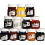 Brian Clegg AK16 Drawing Inks Assortment Set of 12
