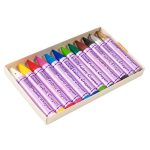 Berol Fabric Crayons Pack 12