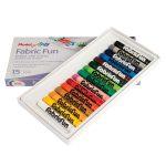 Pentel PTS15 Fabric Fun Pastel Dye Sticks