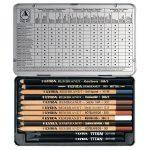 Lyra Art Special Pencils Metal Box of 12