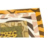 Fadeless 5777 Safari Prints – Pack of 24 A3 Sheets