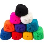 RVFM Double Knitting Wool – Pack of 10