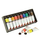 Daler Rowney Georgian Oil Colours Selection Assorted Set (10 x 38m…