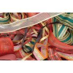 RVFM Christmas Assorted Ribbon Pack 40m