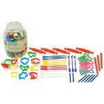 Giotto Modelling Tools Class Pack of 95