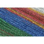 RVFM Tinsel Pipe Cleaners Assorted – Pack of 100