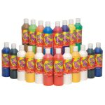 Reeves 500ml Redimix Tempera Assorted Pack of 20