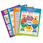 Food Technology Posters Set of 4