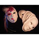 RVFM Pack 10 Paper Masks