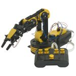 Rapid Robotic Arm – Wired Control