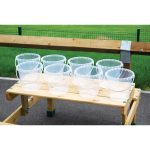 TickiT Bargain Buckets Set of 8 175 x 160mm