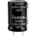 Suntan TS13DP2G101MSB0D0R 100uf 400V Snap-in Electro Capacitor