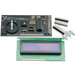 PICAXE AXE033Y Serial OLED Module