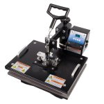 Mega Electronics 70-1016 Cadet Swing Heat Press A4+ 29 x 38cm