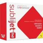 Mega Electronics 71-0337 Sublijet Virtuoso HD Standard Carts 29ml …