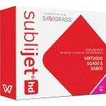 Mega Electronics 71-0338 Sublijet Virtuoso HD Standard Carts 29ml …