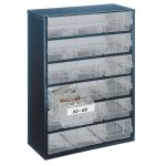 Raaco 137478 900 Series 918-02 Cabinet 18 Drawers