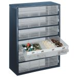 Raaco 137485 900 Series 906-03 Cabinet 6 Drawers