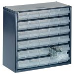 Raaco 137539 600 Series 630-00 Cabinet 30 Drawers