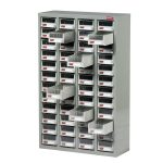 Topdrawer 48 Drawer Small Parts Cabinet Without Doors 937 x 586 x 222