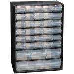 Raaco 132091 C9-34 Steel Storage Cabinet 34 Drawer
