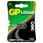 GP GPPCL0CR2001 Camera Battery Lithium 3V Cr2